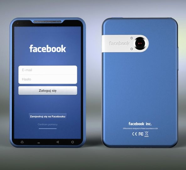 Facebook-phone, The Myndset Digital marketing and brand strategy