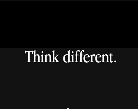 Think Different, The Myndset Digital Marketing and Brand Strategy