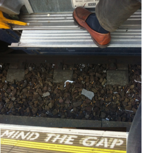 Mind the gap Eurostar, The Myndset digital marketing & brand strategy