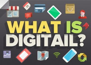 What is digitail? Digital in Retail, The Myndset digital marketing brand strategy