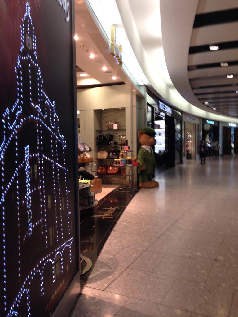 Customer Centric Terminal 5 Heathrow - Myndset digital marketing
