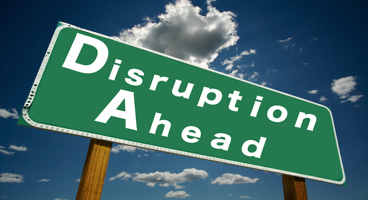 uber disruption