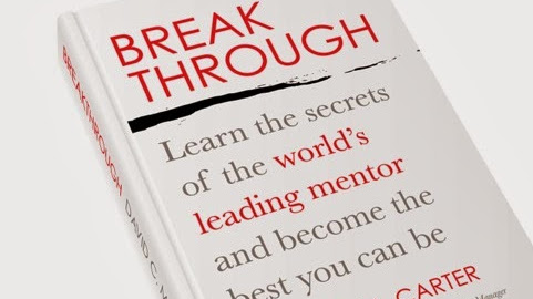 David CM Carter breakthrough-book-3d