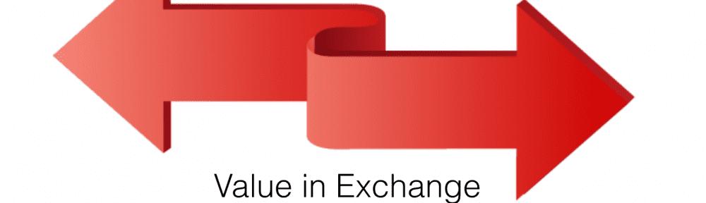 value in exchange