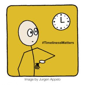 FUTUREPROOF MINDSET timelinessmatters