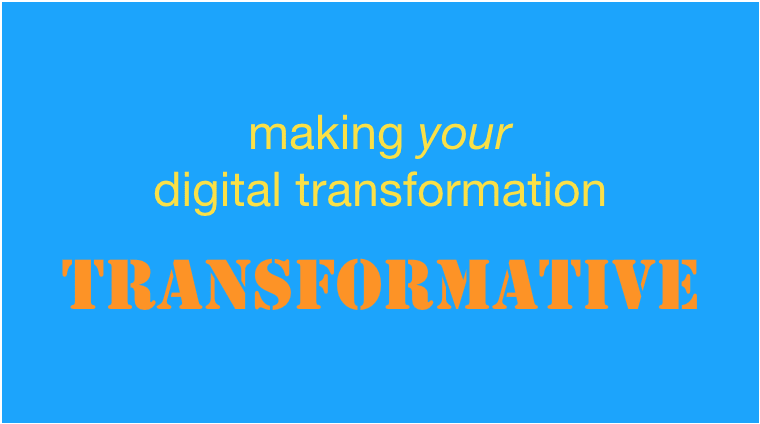 digital transformation minterdial