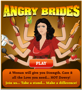 Angry Brides, on The Myndset Digital Marketing
