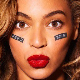 Beyonce Feb 3 2013, The Myndset Digital Marketing Brand Strategy