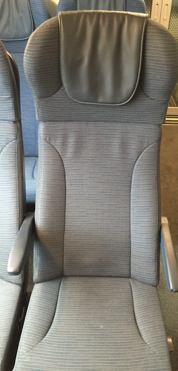 Eurostar e320 seats q