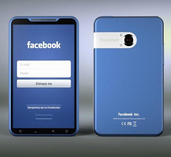 Facebook-phone, The Myndset Digital marketing and brand strategy