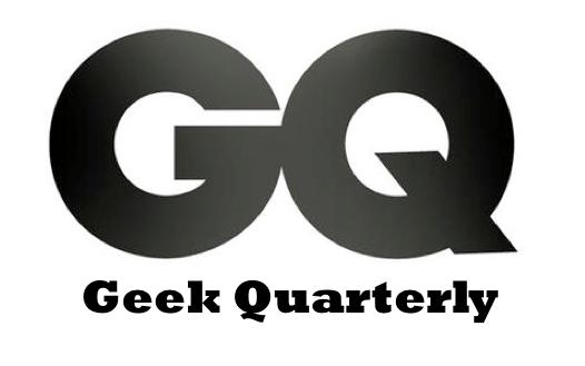 GQ Geek Quarterly by The Myndset