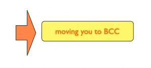 Moving to BCC, The Myndset Digital Marketing