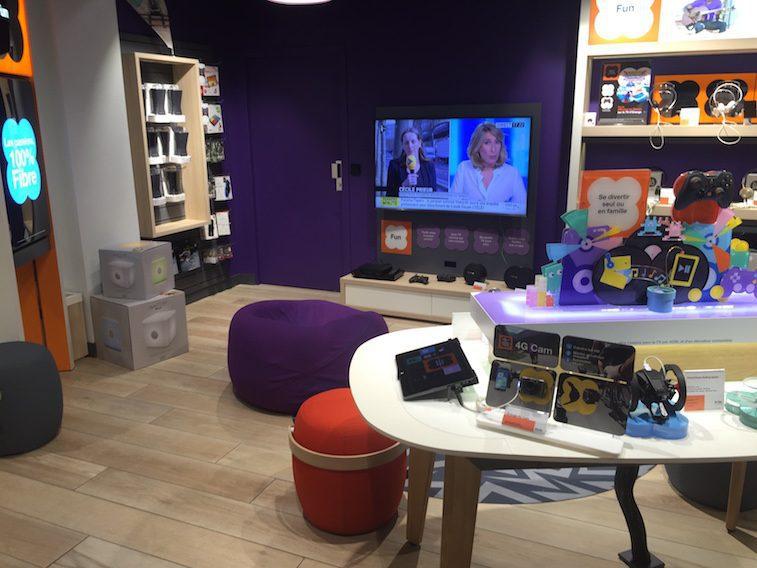 Orange Retail Experience 1