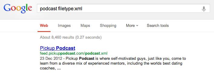 podcast filetype:xml, The Myndset digital marketing