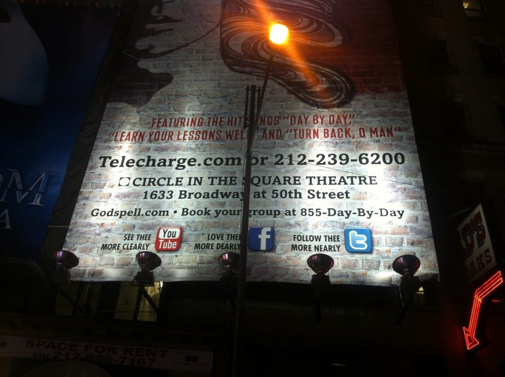Social Theatre in New York, by The Myndset Digital Marketing