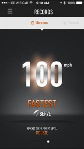 digital sports fastest serve