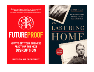 linkedin network the last ring home futureproof