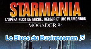 meaningfulness starmania Blues of Businessman