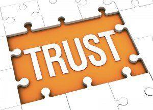 trust - myndset brand strategy
