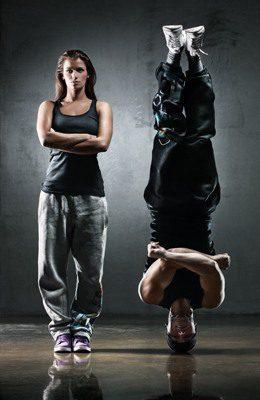 Dancer couple, The Myndset Leadership & Brand Strategy