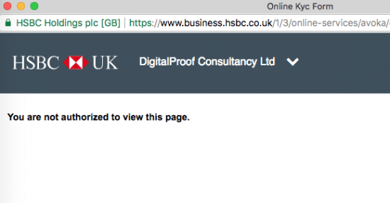 HSBC customer experience 3