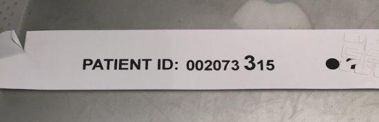 somnia patient number