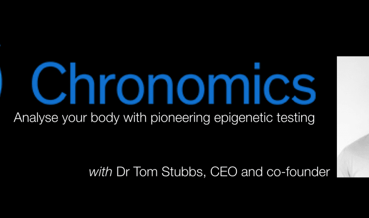 Tom Stubbs Chronomics Podcast